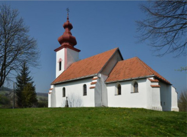 Filiálny kostol sv. Imricha Meretice_1